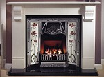 Gallery fireplaces range of mantels and cast iron interiors with plenty of choice to select from
