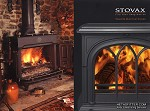 Woodburning and multi fuel stoves, gas and electric by Stovax
